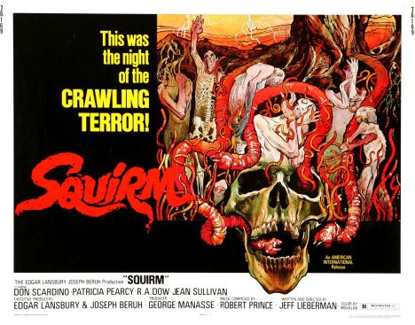 squirm_US_poster