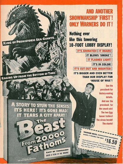 Beast-from-20000-Fathoms-trade-poster