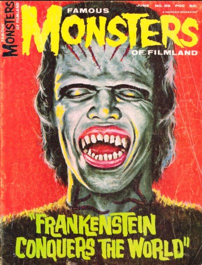 Famous-Monsters-of-Filmland-no.39-June-1966-Frankenstein-Conquers-the-World
