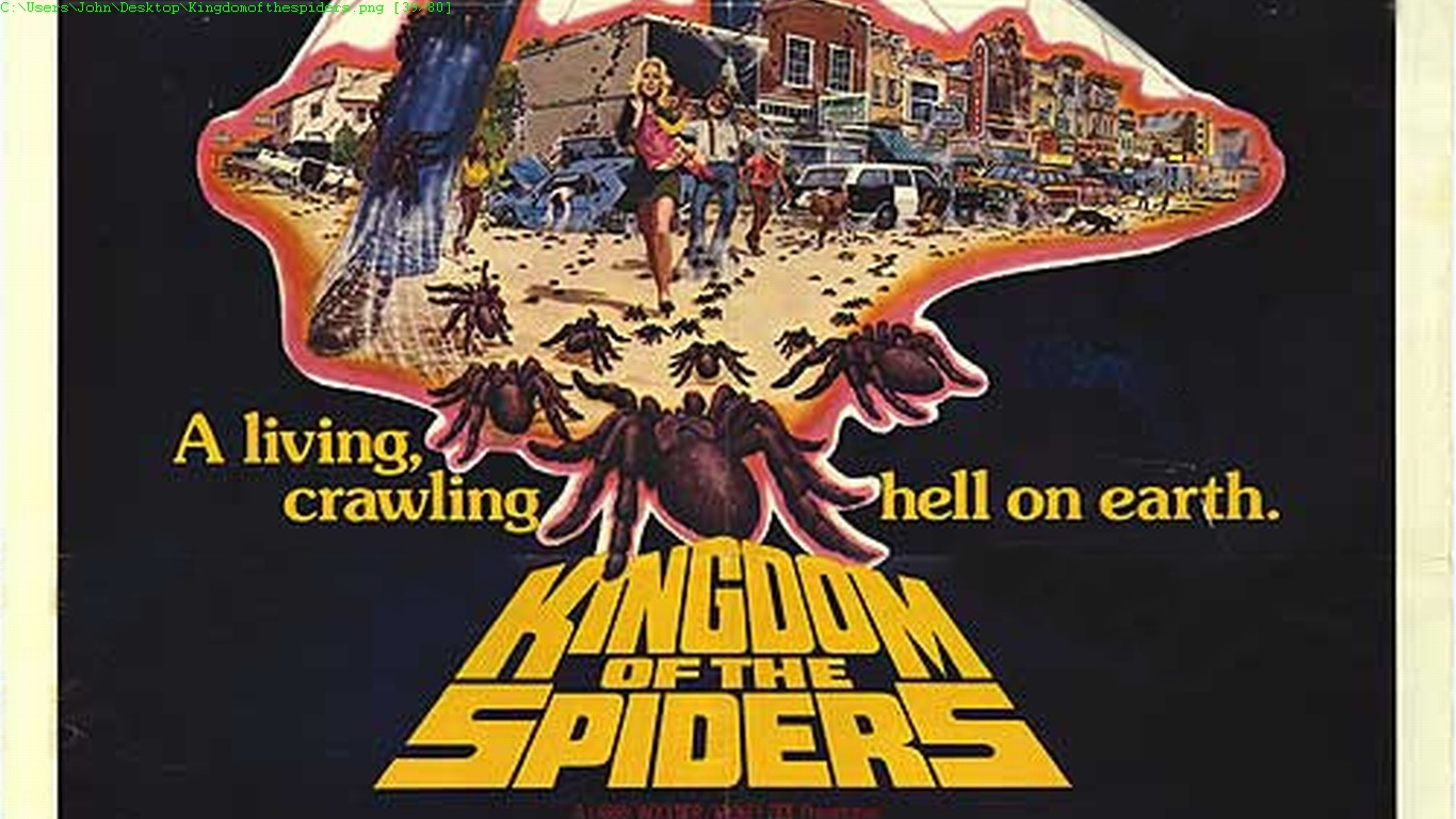 Kingdom of the Spiders (1977) Horror, Sci-Fi