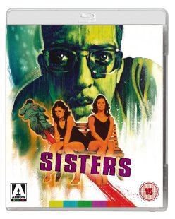 sisters brian depalma arrow blu-ray dvd