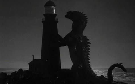The Beast from 20,000 Fathoms light house