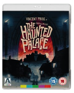 The-Haunted-Palace-Arrow-Video-Blu-ray-Matthew-Griffin-artwork
