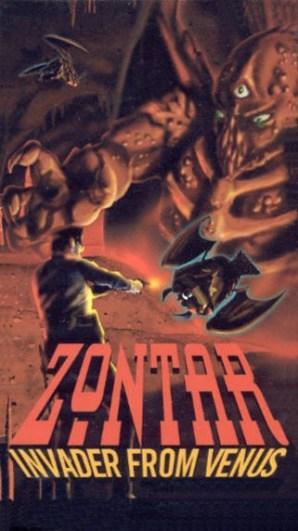 Zontar: The Thing From Venus (1966)   B-Movie BFFs!