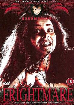 1974 - Frightmare (DVD)
