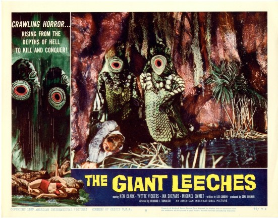 giant leeches 3 HQ