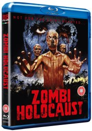 Zombie Holocaust 88 Films Blu-ray