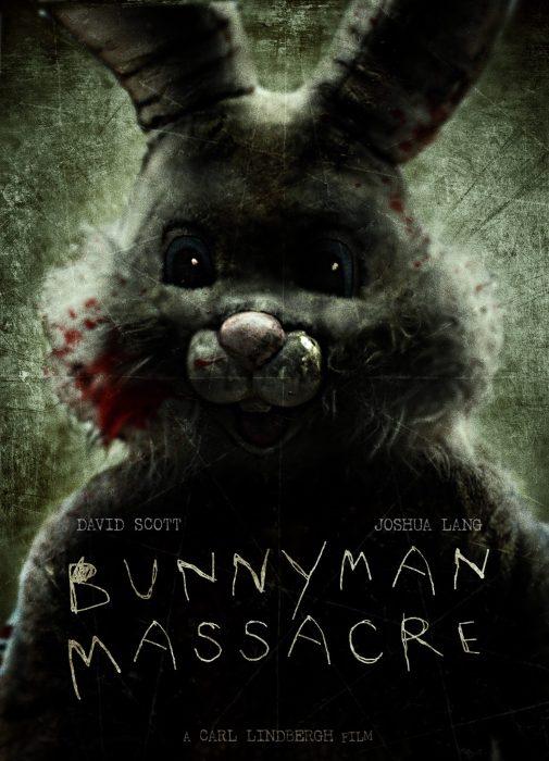 bunnyman massacre poster