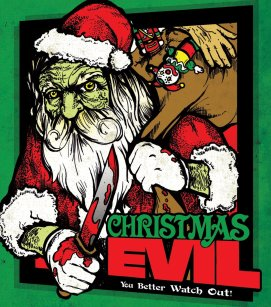 Christmas Evil You Better Watch Out Blu-ray