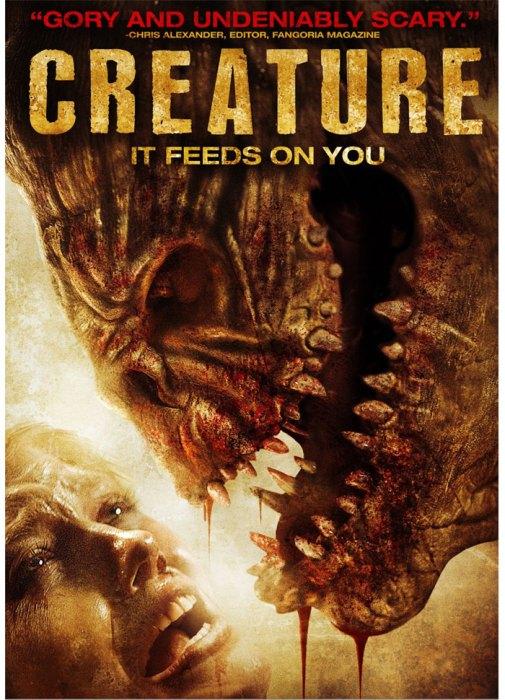 Creature-DVD-ARt