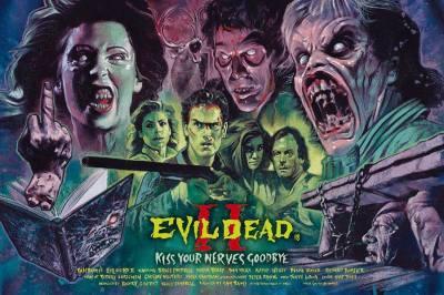 Evil-Dead-2-Graham-Humphries-poster-2015