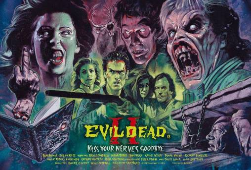 Evil-Dead-2-Graham-Humphries-poster-2015