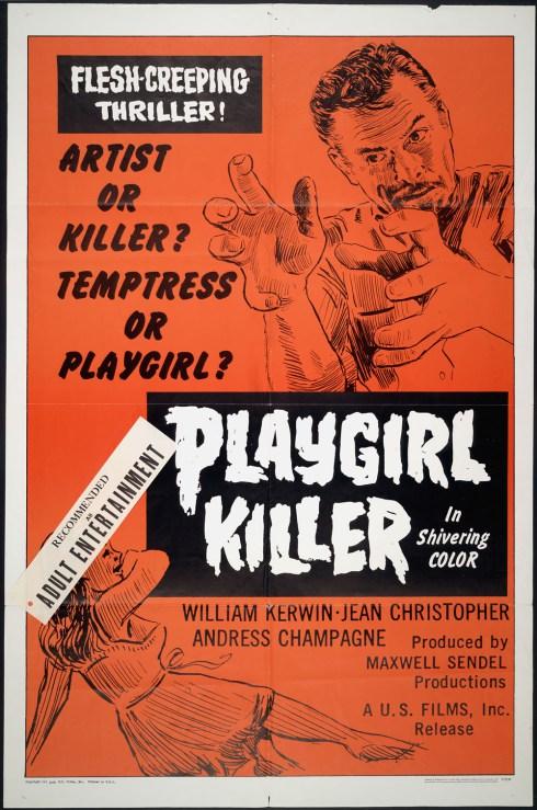 playgirl killer shivering color