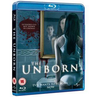 the unborn blu-ray disc_