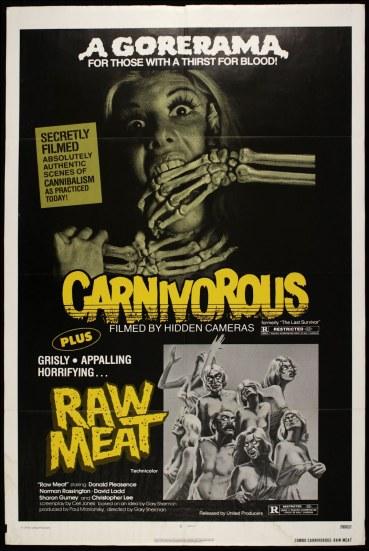 Carnivorous (Last Cannibal World) + Raw Meat Gorerama