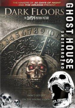 dark floors ghost house underground