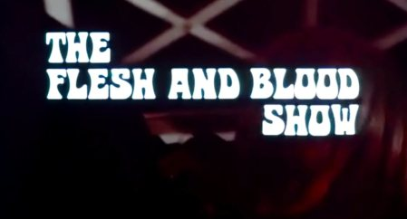 flesh and blood show title