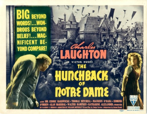 hunchback-of-notre-dame-charles-laughton-RKO-radio-pictures