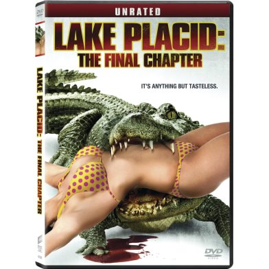 lake placid 4 dvd