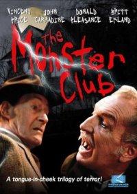monster club US dvd