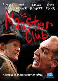 monster club US dvd
