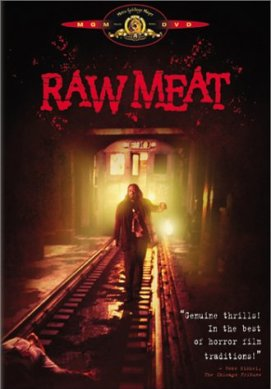 raw meat death line mgm us dvd