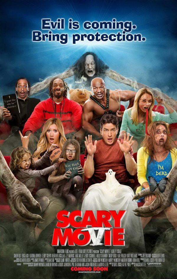 Scary Movie 5 Usa 2013 Reviews Movies And Mania