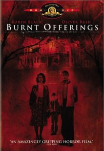 US Burnt Offerings DVD