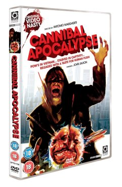 Cannibal Apocalyse Optimum DVD