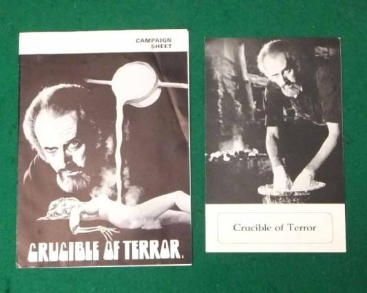 crucible of terror campaign sheet