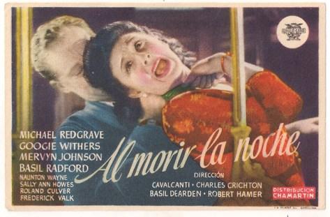 dead of night spanish poster