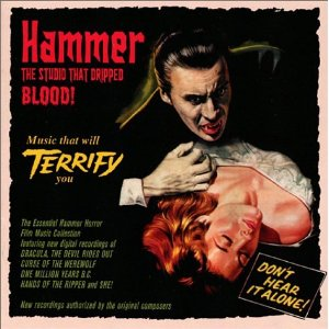hammer the studio that dripped blood CD