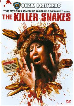 killer snakes 1974 image entertainment dvd