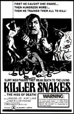 killer snakes ad mat10
