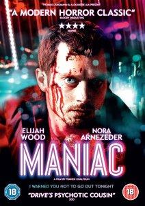 Maniac-Metrodome-DVD