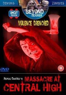 massacre dvd
