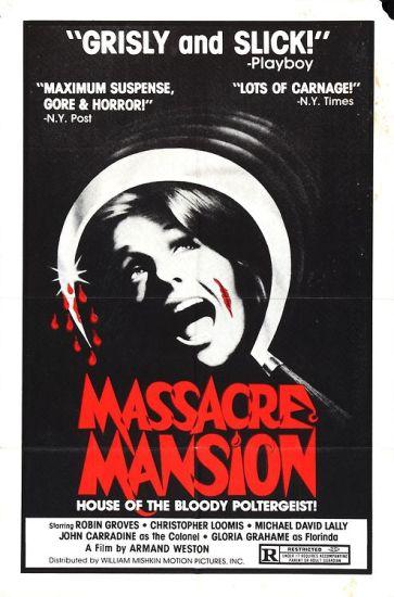 massacre mansion aka the nesting