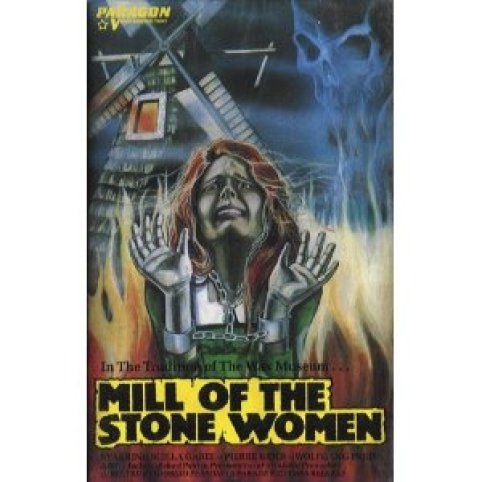 Mill of the stone women VHS