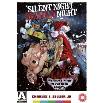 Silent Night Deadly Night DVD