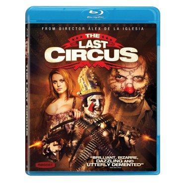 the last circus blu-ray disc alex de la iglesias