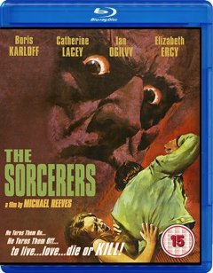 The Sorcerers Odeon Entertainment Blu-ray