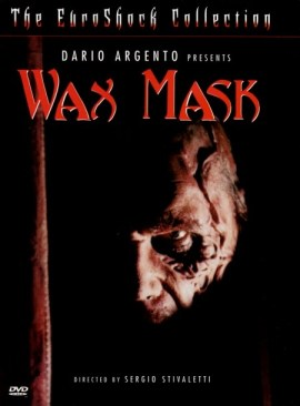 wax mask stivaletti euroshock dvd