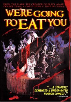 We're Going toEat You DVD