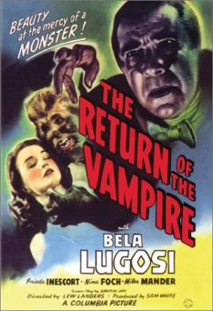 bela lugosi return of the vampire dvdjpg