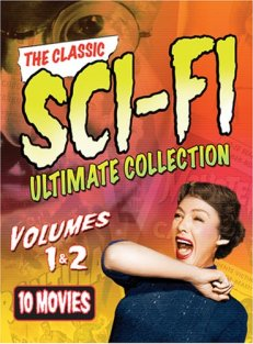 classic sci-fi ultimate collection volumes 1 & 2