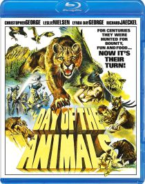 day of the animals blu ray front cover