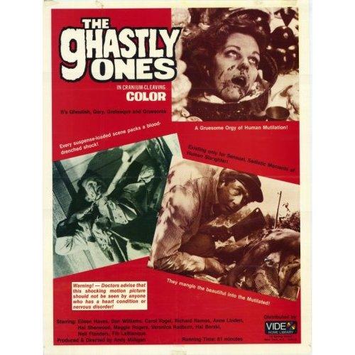ghastly ones video ad