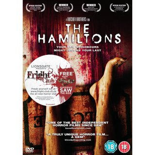 hamiltons dvd
