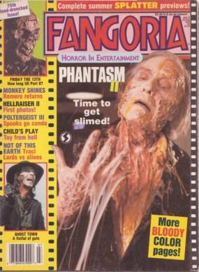 phantasm fangoria
