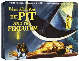 pit and the pendulum arrow blu-ray